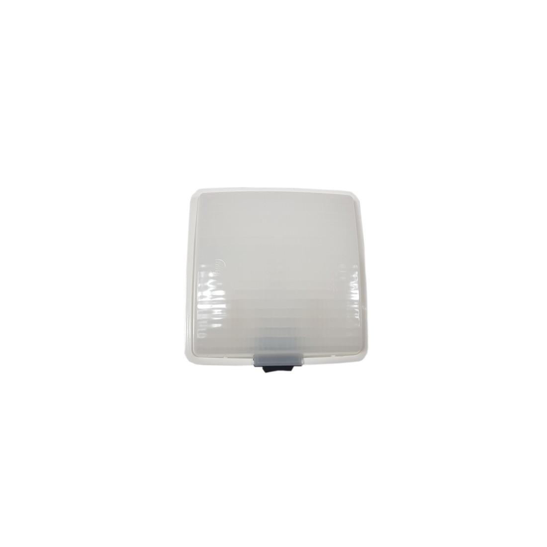 White interior light