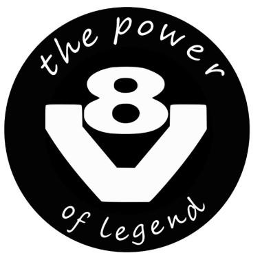 V8 THE POWER OF LEGEND