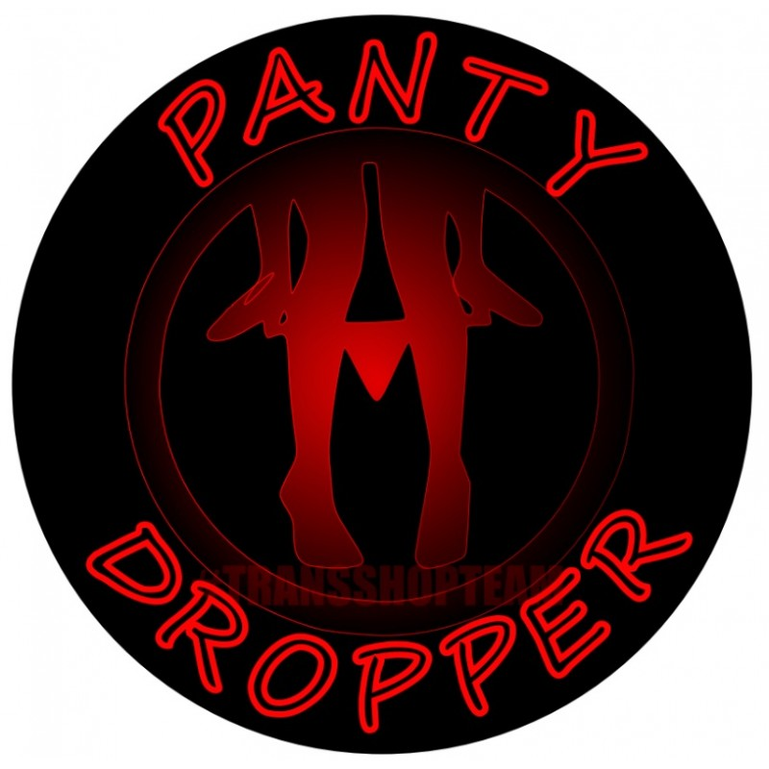 PANTY DROPPER NALEPKA 10 CM