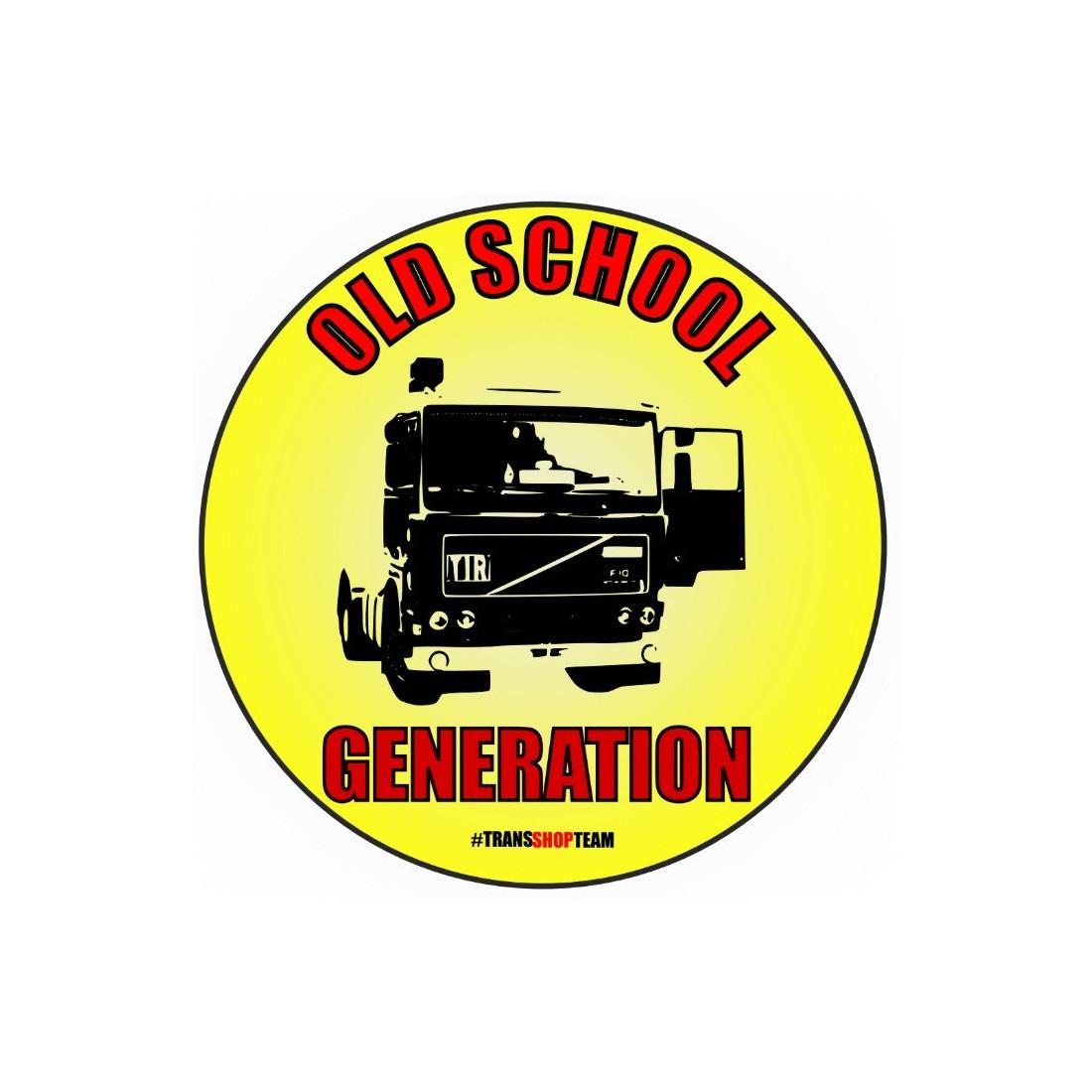 OLD SCHOOL GENERATION WLEPA 10 CM