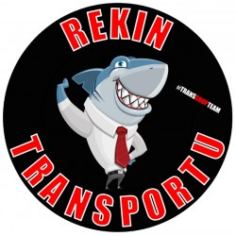 REKIN TRANSPORTU STICKER 10 CM