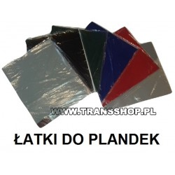 ŁATKI DO PLANDEK