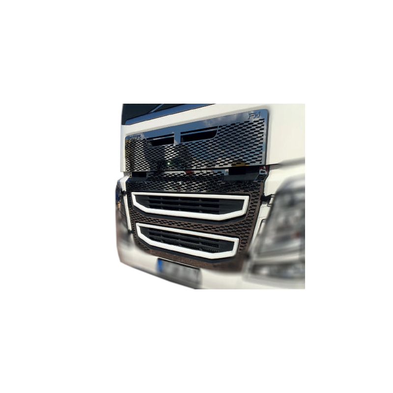 VOLVO FH4 stainless grill chrome cover