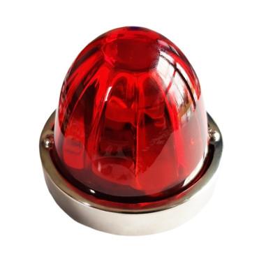 Innenraum Leucht Rot