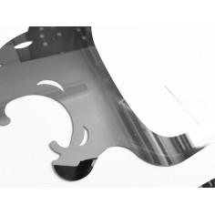 MAN TGX TGA Türgriff Rahmen Edelstahl Dekor