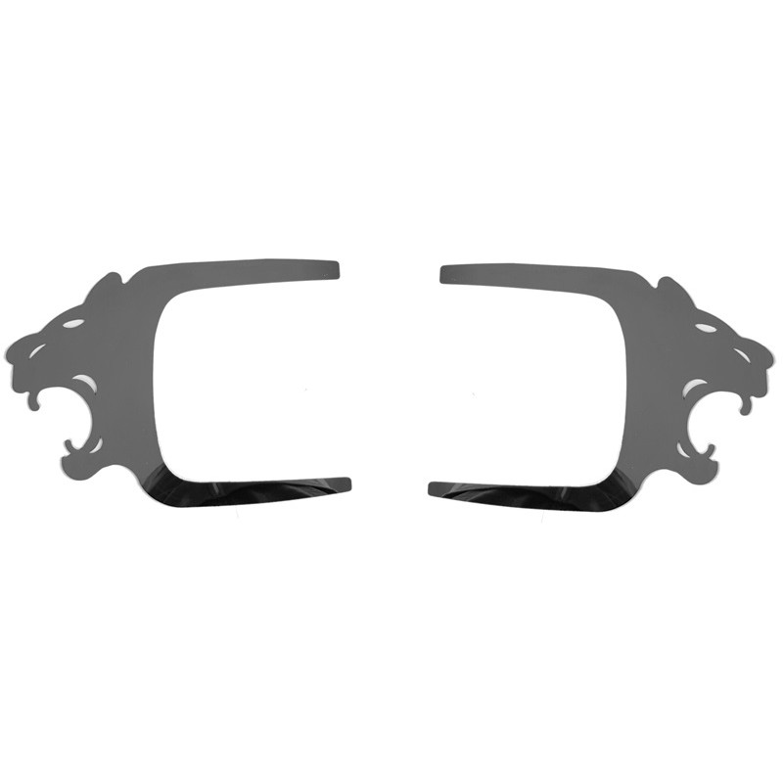 MAN TGX TGA door handle frame stainless steel chrome