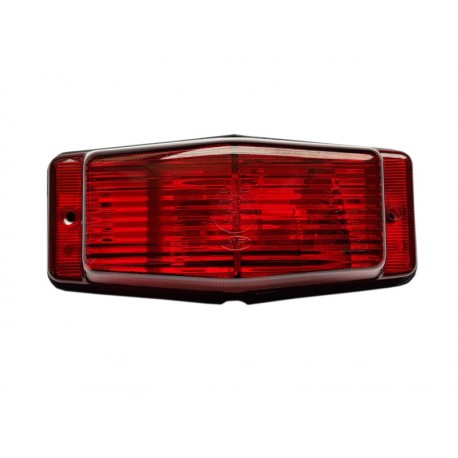 Double burner red budget price light