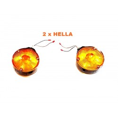 2x Hella light pablo orange spanish lollipop