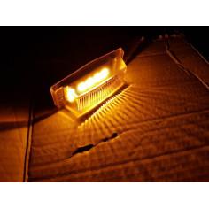 Double burner LED orange light
