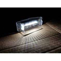 DOUBLE BURNER LED bile svetlo