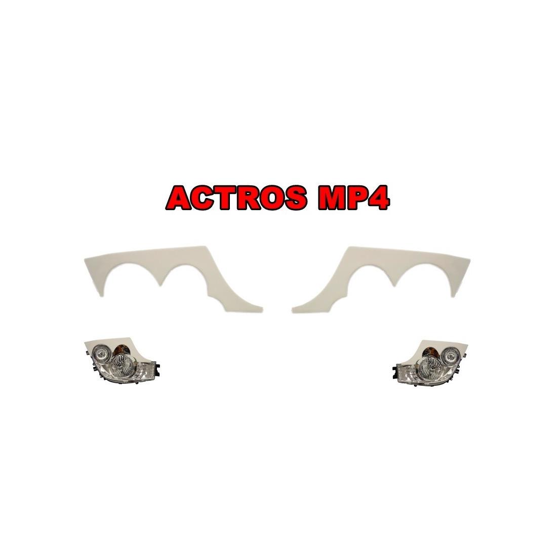 BREWKI MERCEDES ACTROS MP4