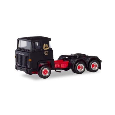 SCANIA 141 50 Jahre Scania V8 HERPA MODEL 1:87