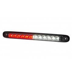 Dwufunkcyjna lampa zespolona tylna biało- czerwona LZD 2252
