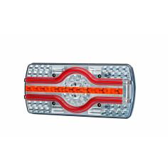 Lampa zespolona - oświetlenie tablicy rejestracyjnej dolne prawa EMA LZD 2545