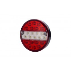 Lampa zespolona tylna światło przeciwmgielne i cofania LZD 741