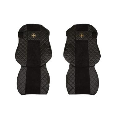 MERCEDES ACTROS MP4 (prod. od 2011) Pokrowce na siedzenia - Elegance