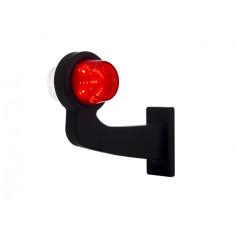 LINKS LKW Seitenmarkierungsleuchte LED Rot Weiß OLD SCHOOL Pendelleuchte LD 2586