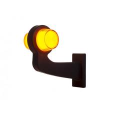 LKW Blinker Seitenmarkierungsleuchte LED NEON Orange OLD SCHOOL LKD 2607