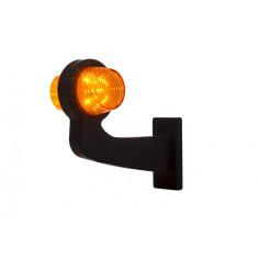 LKW Blinker Seitenmarkierungsleuchte LED Orange OLD SCHOOL LKD 2589