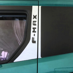 FORD F-MAX Door pillar stainless chrome cover