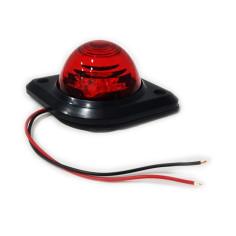 Cervene světlo interieru LED