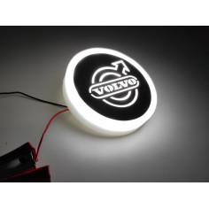 VOLVO FH FM bily podsvícený emblem LED
