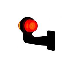 LEFT Truck Marker light LED neon orange-red  OLD SCHOOL LD 2625