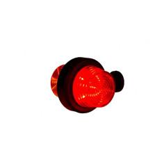 Poziční Světlo LED ORANZOVO-CERVENE OLD SCHOOL LD 2622