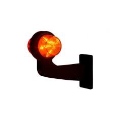 Right Truck Marker light LED orange-red  OLD SCHOOL LD 2621