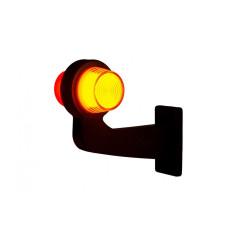 RIGHT Truck Marker light LED orange-red Neon OLD SCHOOL LD 2626