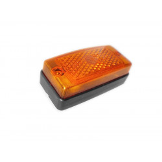 Truck Marker light orange HELLA 2PS004361007