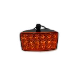 LED Oranzove světlo pod naraznik kamiona
