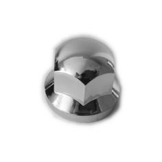Wheel nut cover chrome 32 mm