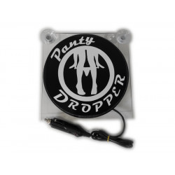 LIGHTBOX 17x17 PANTY DROPPER LED TRUCK PLATE DELUXE