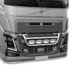 FRONT BAR STAINLESS STEEL VOLVO FH4