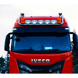 TOP BAR STAINLESS STEEL IVECO S-WAY