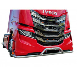 IVECO S-WAY LOW BAR STAINLESS STEEL