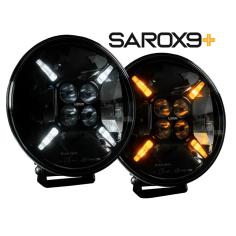 Halogen dalekosiężny LEDSON SAROX 9+ biały pomarańczowy