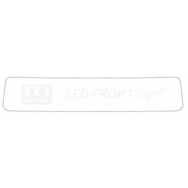 Volvo XL 38x199 cm BANER PODŚWIETLANY LED FrontSign®