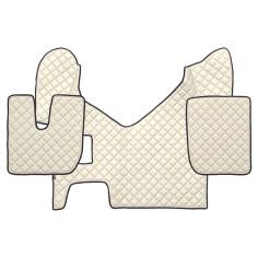 IVECO STRALIS HI-WAY MANUAL Dywaniki na całą podłogę EKO-Skóra